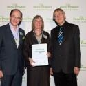 Verleihung des Zero Project Award / UNO-City